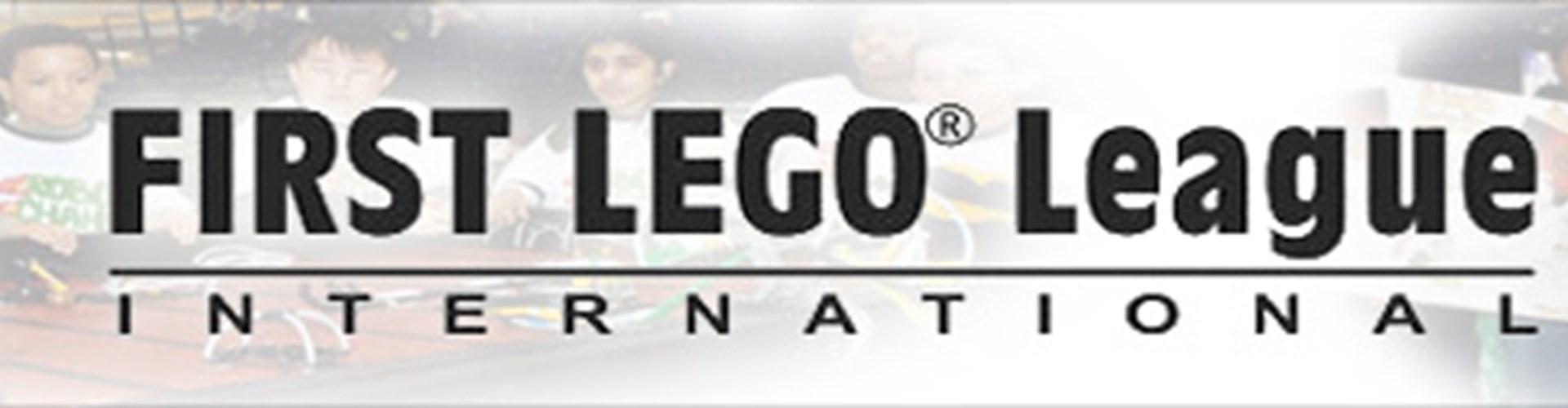 Enter this year's Junior First Lego League!