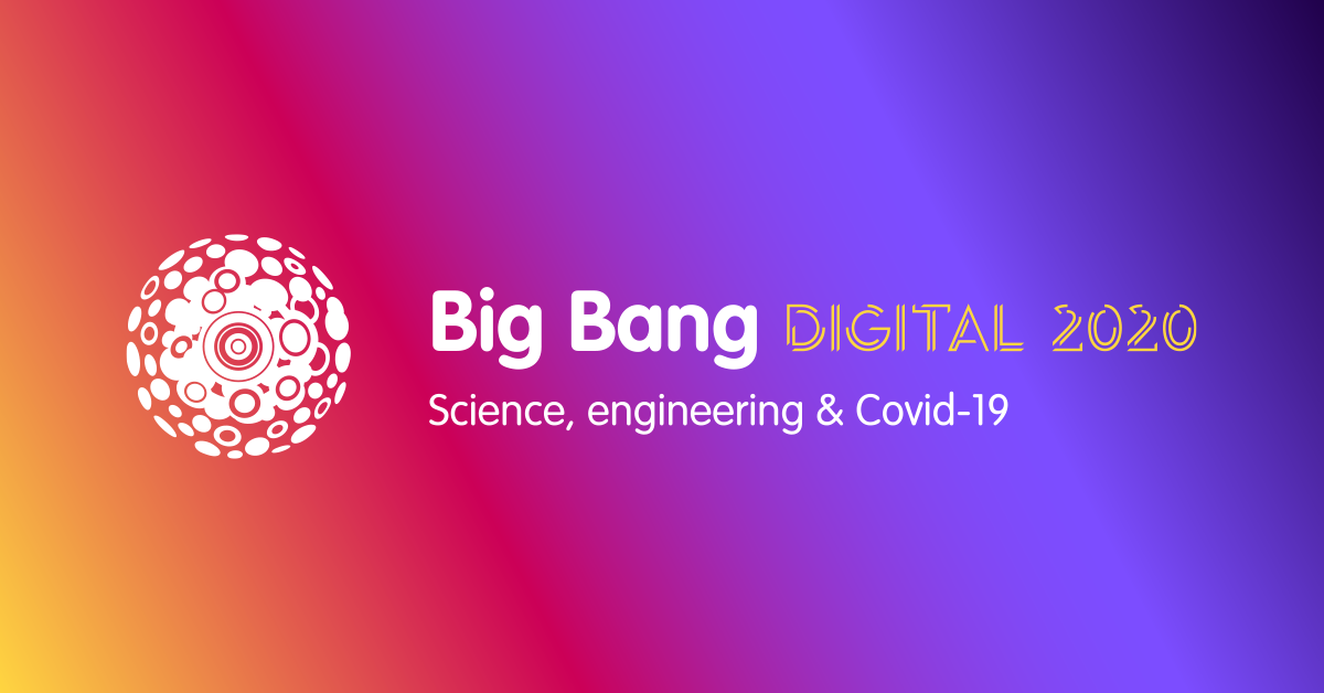 The Big Bang is back and this time, it's digital!