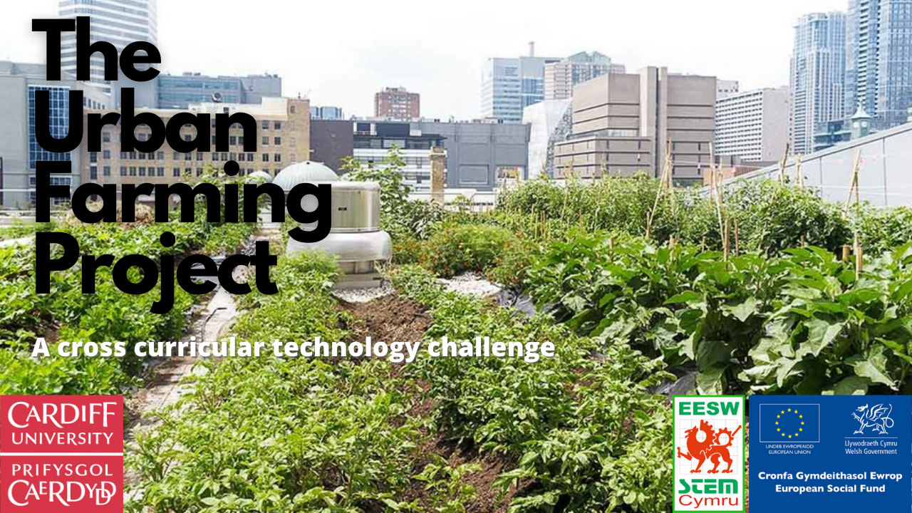 EESW and Cardiff University's Urban Farming Project